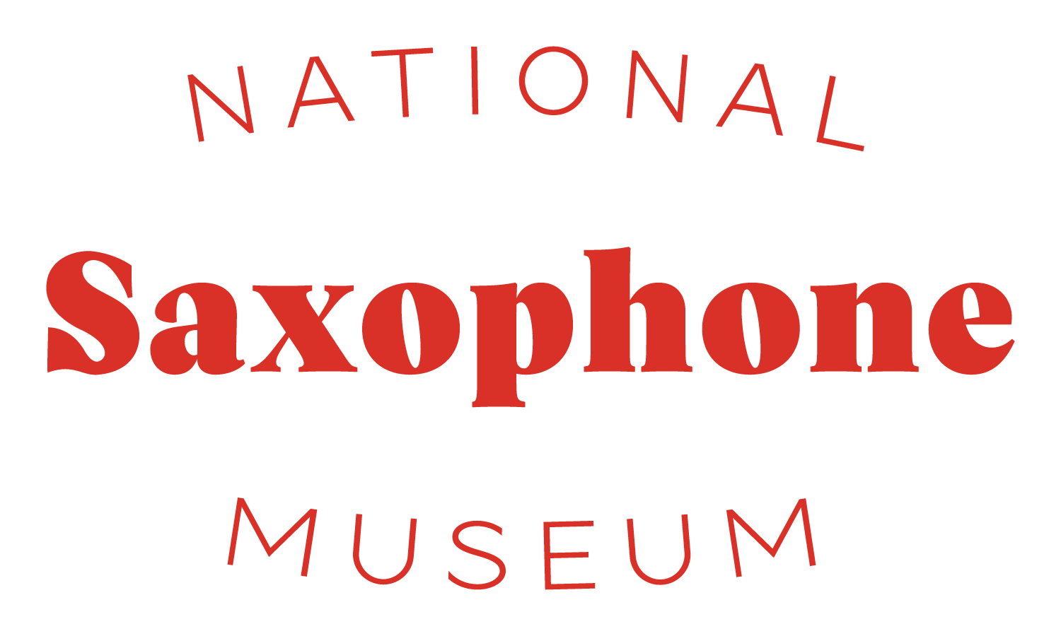 National Saxophone Museum Logo